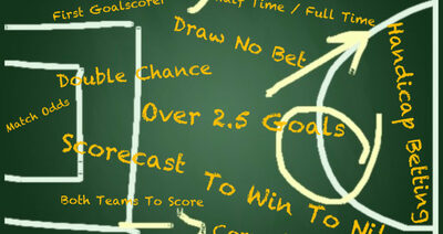How decimal betting odds work?