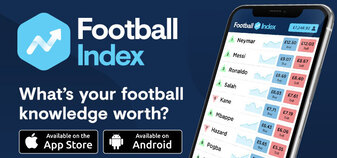 Football Index live betting model